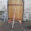 Dörren monteras
